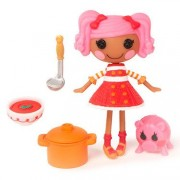 Mini Lalaloopsy Pepper Pots N Pans Doll with Accessories