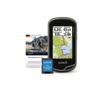 Garmin Oregon 600 + TOPO Deutschland PRO V7 Bundle schwarz GPS
