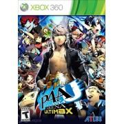 Persona 4 Arena Ultimax X360