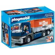 Playmobil City Action - Camión con contenedor (5255)