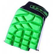 LEXX Hráčská rukavice LEXX s chráničem SMU `14 M zelená / bílá / černá
