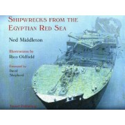 Shipwrecks from the Egyptian Red Sea by Ned Middleton