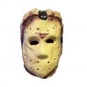 Budget Jason Voorhees Adult Fancy Dress Mask