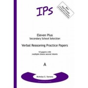 Verbal Reasoning Practice Papers: Set A by Nicholas Geoffrey Stevens
