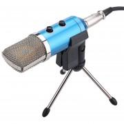 Studio USB Micrófono Condenser Recording BM-100FX