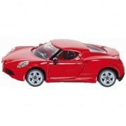 Rode speel auto Alfa Romeo 4c