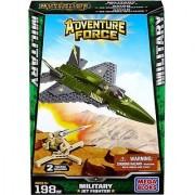 Mega Bloks Adventure Force Military Jet Fighter Set #94410