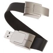 KOOTION Black Bracelet USB 2.0 Flash Memory Drive (8G)