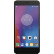 "Telefon Mobil Lenovo Vibe K6, Procesor Octa-Core 1.5GHz, IPS Capacitive touchscreen 5"", 2GB RAM, 16GB Flash, 13MP, Wi-Fi, 4G, Dual Sim, Android (Gri) + Cartela SIM Orange PrePay, 6 euro credit, 4 GB internet 4G, 2,000 minute nationale si internationale fi"