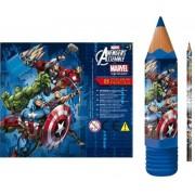 Bosszúállók színes ceruza (8 db-os szett)