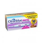 Clearblue Test di Ovulazione Confezione da 10