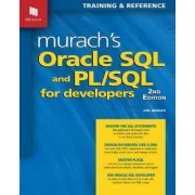 Murachs Oracle SQL & Pl / SQL for Developers by Joel Murach
