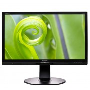 Monitor Philips 221P6EPYEB 21.5inch, panel ADS, D-Sub/DVI/DP
