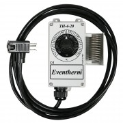 Eventherm Portable Heating Thermostat With Piggyback Plug - TH-4-20 8PL