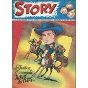 Pim Pam Poum / Le Kid Du Texas / Fatso / Johnny Hazard / Sergeant Fat / Dick Alden / Tim Tyler / L'homme Masqué / Popeye / Mandrake / ... / Flash Gordon : Story N° 259 (6e Année - 1er Juin 1950)