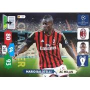 Champions League Adrenalyn XL 2013/2014 Mario Balotelli 13/14 Game Changer