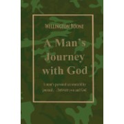 A Man's Journey with God: A Man's Personal Accountability Journal Between You and God