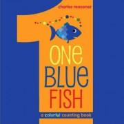 One Blue Fish by Charles Reasoner