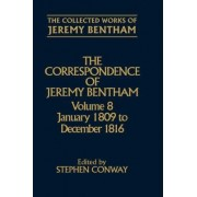 The Collected Works of Jeremy Bentham: Correspondence: Volume 8 by Jeremy Bentham