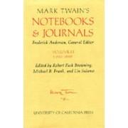 Mark Twain's Notebooks and Journals: (1883-1891) v. 3 by Mark Twain