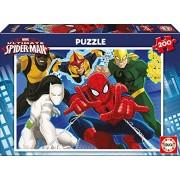 Puzzles Educa - Ultimate Spiderman, puzzle de 200 piezas (15641)