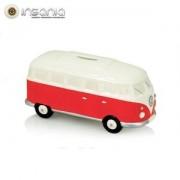 Mealheiro VW Pão de Forma Vermelho