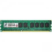 Памет Transcend DDR3 1333 ECC U-DIMM 4GB(2Rx8), TS512MLK72V3N