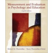 Measurement and Evaluation in Psychology and Education by Robert M. Thorndike