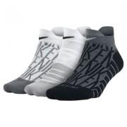 Calcetines de entrenamiento Nike Graphic Cushion Low (3 pares)