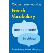 Easy Learning French Vocabulary by Collins Dictionaries