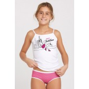 Marika Pink - kétrészes lányka alsónemű szett