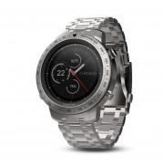 Reloj Monitor Garmin Fénix Chronos Con GPS Acero Inoxidable