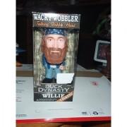 Funko Duck Dynasty Willie Wacky Wobbler Talking Bobble-Head