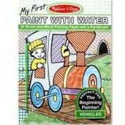 Креативен комплект - Мога да рисувам цветно с вода - 19339 - Melissa and Doug, 000772193399