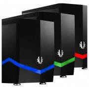BitFenix Colossus M MicroATX (roșu/albastru/verde)