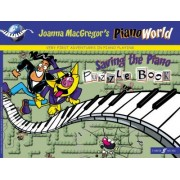 Saving the Piano Puzzle Book by Joanna MacGregor