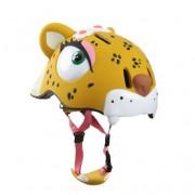 Casca bicicleta copii Leopard cu LED