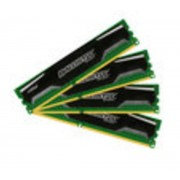 Ballistix Sport 32 Go (4 x 8 Go) DDR3 1600 MHz CL9, Kit Quad Channel RAM DDR3 PC12800 BLS4CP8G3D1609DS1S00BEU par Crucial)