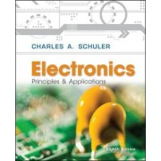 Electronics Principles and Applications with Student Data CD-Rom by Charles A. Schuler