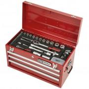 KS Tools 100 delar Superlock universellt verktygssats 1/4 tum 1/2