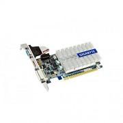 Gigabyte GV-N210SL-1GI Scheda Video, VGA, Blu/Alluminio