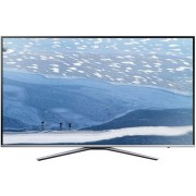 "Televizor LED Samsung 101 cm (40"") 40KU6402, Smart TV, Ultra HD 4K, WiFi, CI+ + Lantisor placat cu aur si argint + Cartela SIM Orange PrePay, 6 euro credit, 4 GB internet 4G, 2,000 minute nationale si internationale fix sau SMS nationale din care 300 minu"