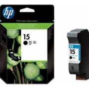 Cartus HP 15 Large Black Inkjet Print Cartridge