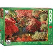 EuroGraphics Butchart Gardens - Japanese Garden Jigsaw Puzzle (1000-Piece)