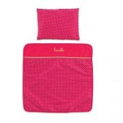 Corolle - Cmw95 - Accessori Doll - E Pillow Cover Set Cherry
