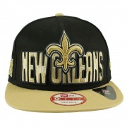 Boné New Era 950 NFL Draft New Orleans Saints