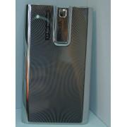 Carcasa telefon Nokia E66 spate alb