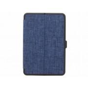 Blauwe Extreme Canvas tablethoes voor de iPad Mini 4
