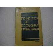 Princípios de Economia Monetária