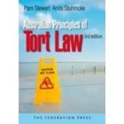 Australian Principles of Tort Law by Pam Stewart